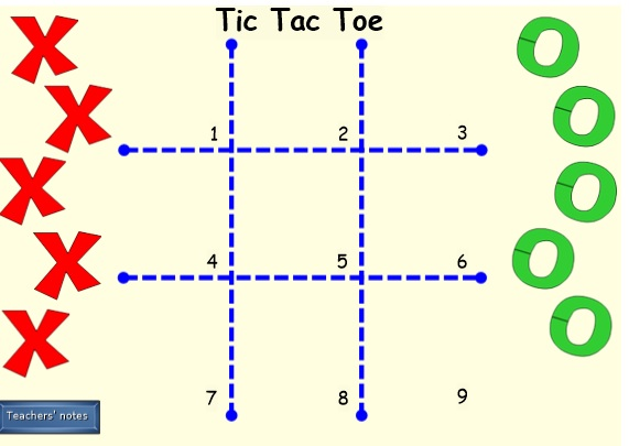 Tic tac toe visueller grundlegender Download